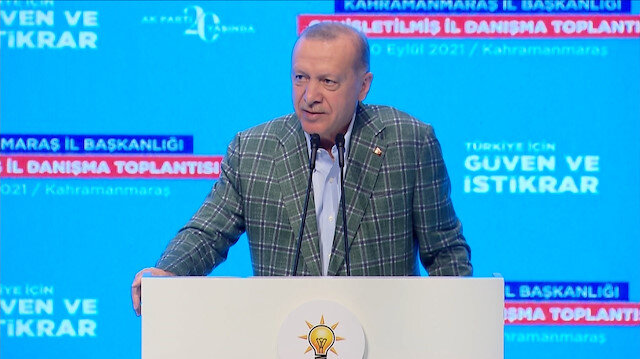 Cumhurbaşkanı Erdoğan: CHP milletten umudu keserek yalan ve iftiradan iktidar devşirmeye çalışıyor
