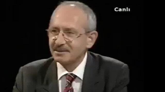 Kemal Kılıçdaroğlu'ndan başörtüsü yorumu: Bir metrekarelik bez parçası