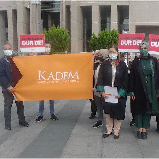 Türk kadınını aşağılayan gösteriye KADEM'den suç duyurusu