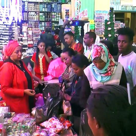 Etiyopya yarın 2014 yılına girecek