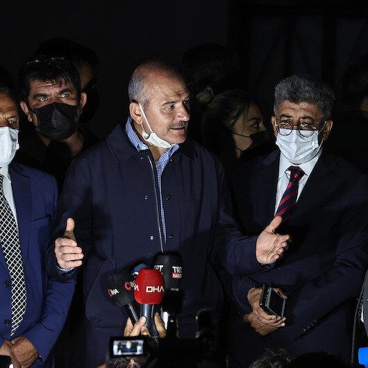 Bakan Soylu: Tedbirleri almamış olsaydık bir milyon 250 bin kaçak göçmen Türkiye'ye gelmiş olacaktı
