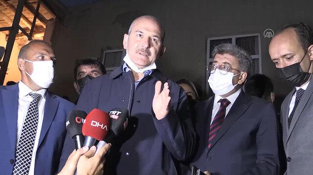 Bakan Soylu: Tedbir almamış olsaydık bir milyon 250 bin kaçak göçmen Türkiye'ye gelmiş olacaktı