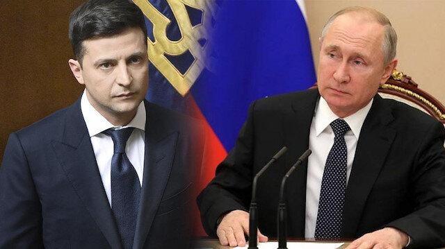 Ukrayna Devlet Başkanı Zelenski'den Putin'i kızdıracak açıklama: Rusya ile savaşabiliriz