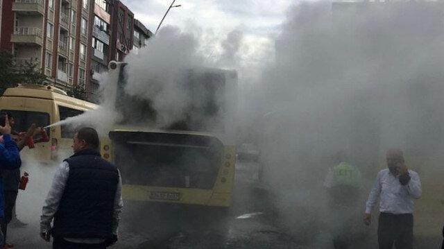 Bu kez adres Gaziosmanpaşa: İETT otobüsü yine yarı yolda bıraktı