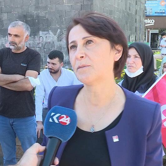 CHPli Gönül Özel: Türkiyedeki Kürt sorununu askeri değil barışçıl şekilde çözeceğiz