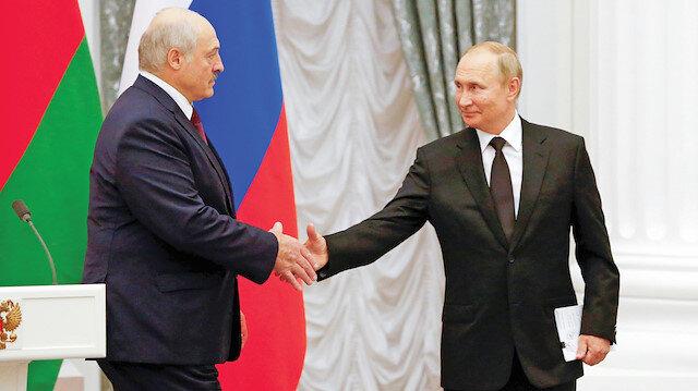 Rusya ile Belarus birleşiyor