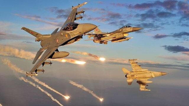 MSB: İki PKK'lı terörist daha etkisiz hale getirildi