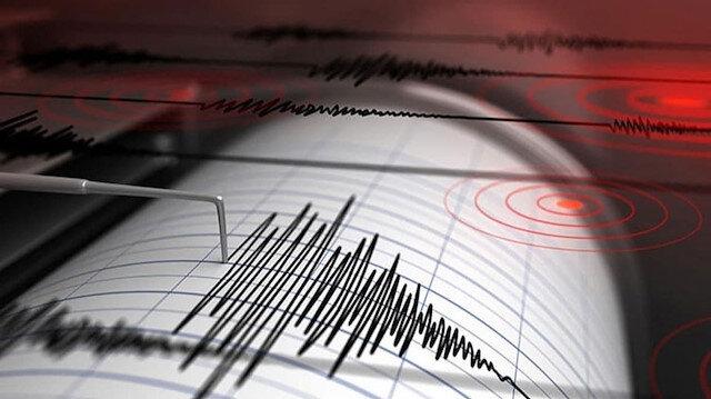 Ege'de korkutan deprem: 4.4'le sallandı