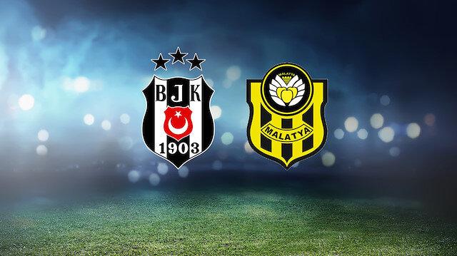 Beşiktaş-Yeni Malatyaspor (CANLI)