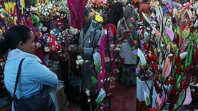Hazırlıklar tamamlandı: Etiyopya 2014 yılına girdi
