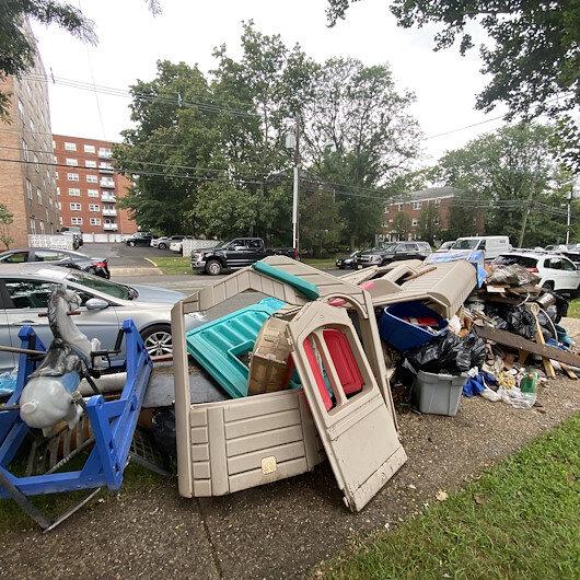 ABDde İda Kasırgası mağdurları yardımların gecikmesinden şikayetçi