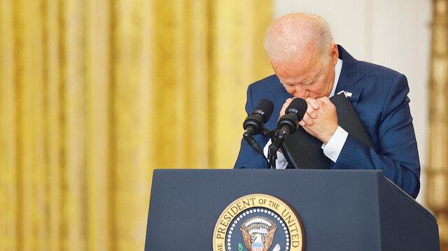ABD halkı rahatsız: Beyaz Saray'a güven azalıyor