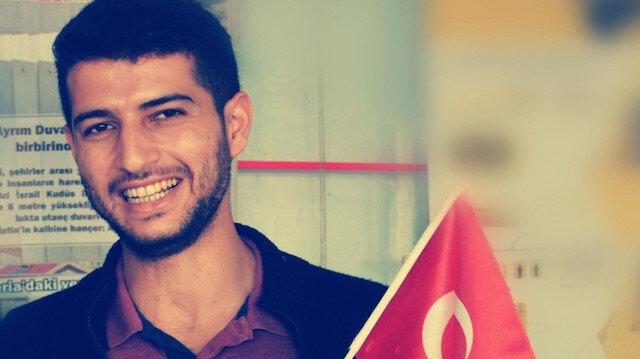 Filistinli tıp öğrencisi kaçırıldı iddiası: Her yerde aranıyor