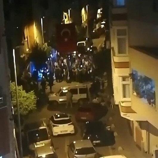 Magandalar hortladı: Asker eğlencesinde havaya ateş açtılar