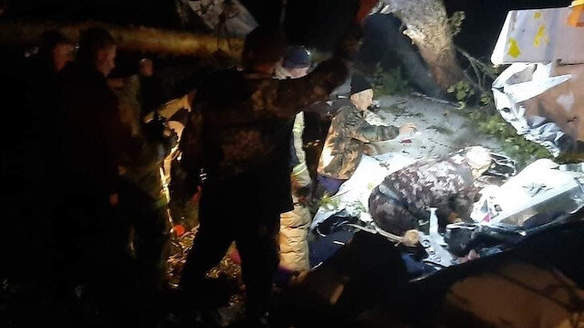 Rusya'da yolcu uçağı sert iniş yaptı: Dört ölü