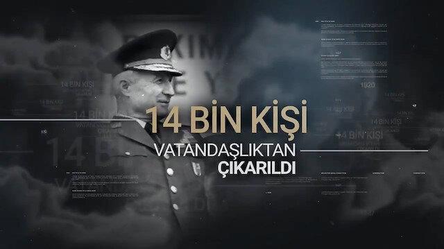 AK Parti İstanbul İl Başkanı Osman Nuri Kabaktepeden 12 Eylül paylaşımı: Ülkemizin geleceğine vurulmuş bir prangadır