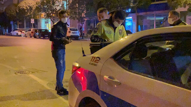 Alkollü ve ehliyetsiz yakalanan motosiklet sürücüsünün karantinayı da deldiği ortaya çıktı