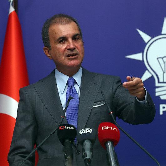 AK Parti Sözcüsü Çelik: CHPli Edremit Belediyesinin yaptığı tam bir zekasızlık örneği