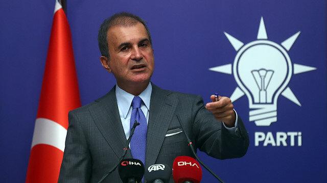 AK Parti Sözcüsü Çelik: CHP'li Edremit Belediyesinin yaptığı tam bir zekasızlık örneği