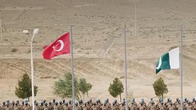 Türkiye Azerbaycan ve Pakistan'dan 'Üç Kardeş 2021' ortak askeri tatbikatı