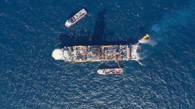 Fatih Sondaj Gemisi yeni tespit kuyusu Türkali-5'te çalışmalara başladı