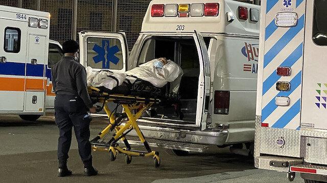 ABD'de kalp krizi geçiren kişi yoğun bakım yatağı bulunamayınca öldü