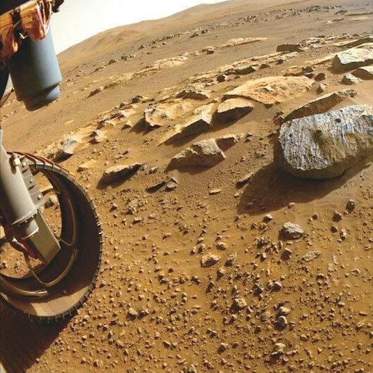 Mars'ta hayat var