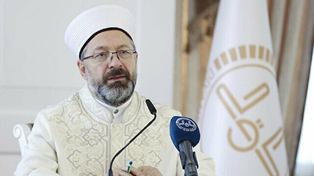 Diyanet İşleri Başkanı Erbaş: Diyanet üniversiteler ve cezaevlerinde Kur'an kursu açacak