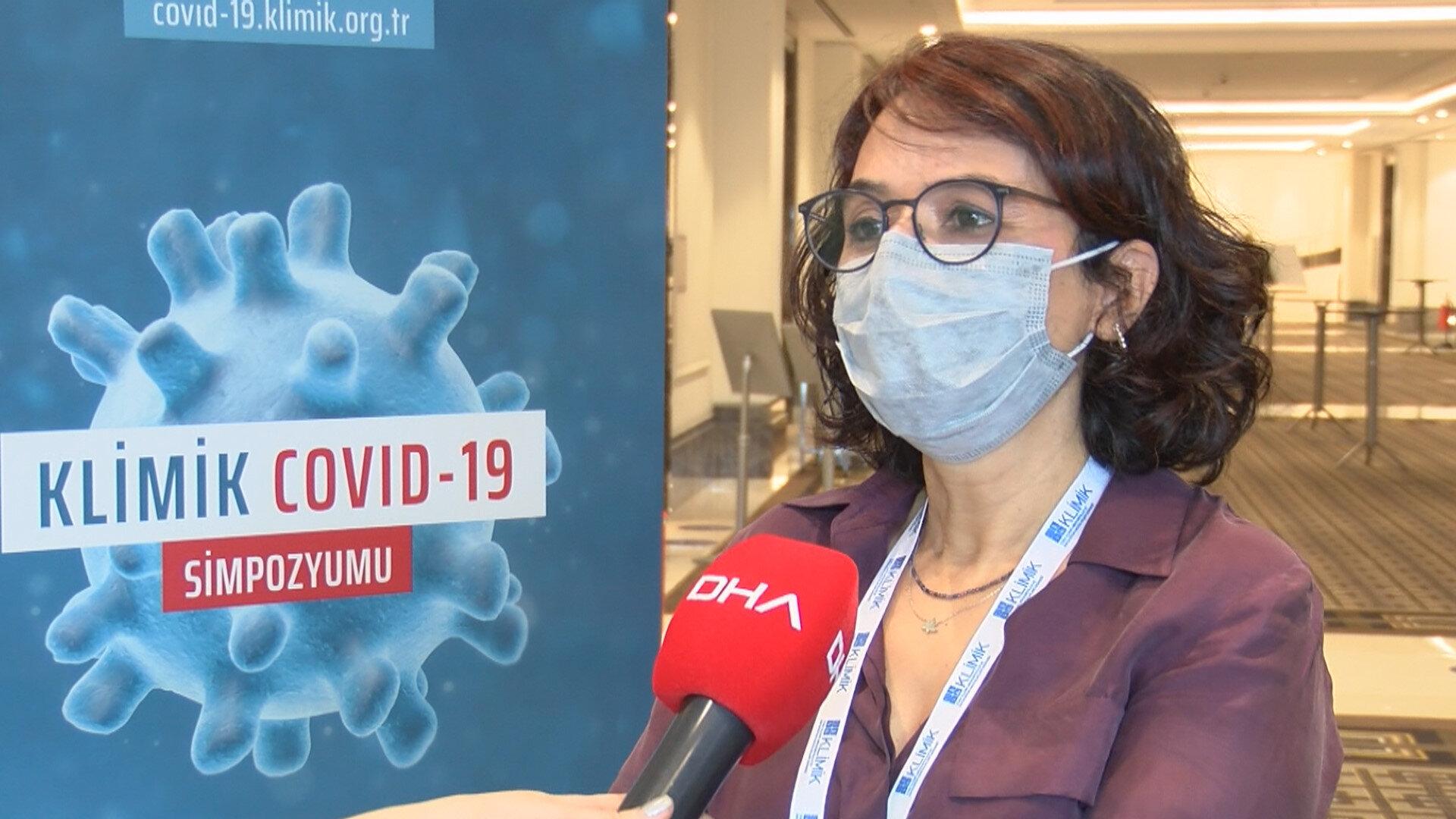 ağlık Bakanlığı Koronavirüs Bilim Kurulu Üyesi Prof. Dr. Serap Şimşek Yavuz