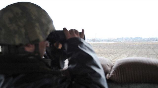 PKK'da çözülmeler devam ediyor: Gri kategorideki terörist teslim oldu