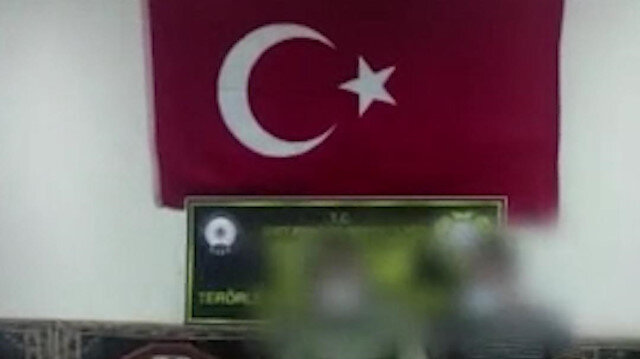 Siirt'te ikna faaliyeti sonucu bir terörist teslim oldu