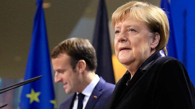Kendi ülkesinde bile geride kaldı: Avrupalıların tercihi Macron değil Merkel