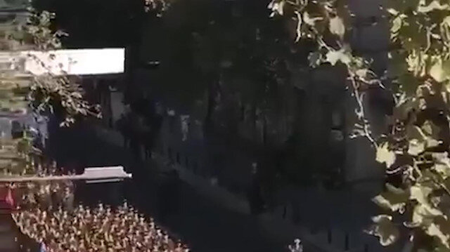Bakü'nün işgalden kurtarılışının 103. yıl dönümü törenlerle kutlanıyor