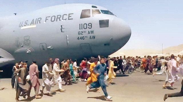 Beceriksizlik itirafı: Afganistan'daki acziyetini kabul etti