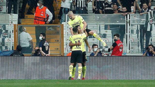 Beşiktaş'ın yediği gol sonrasında sosyal medyada büyük tartışma