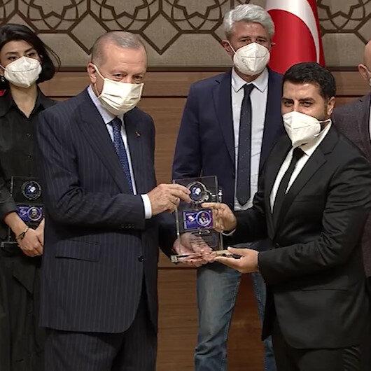 Albayrak Medyaya Altıncı Anadolu Medya töreninde çifte ödül