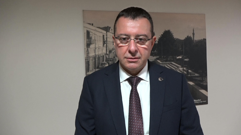 Trabzon İl Sağlık Müdürü Dr. Hakan Usta