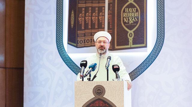 Altı yıllık emeğin ürünü: Kur'an konularına göre tefsir edildi