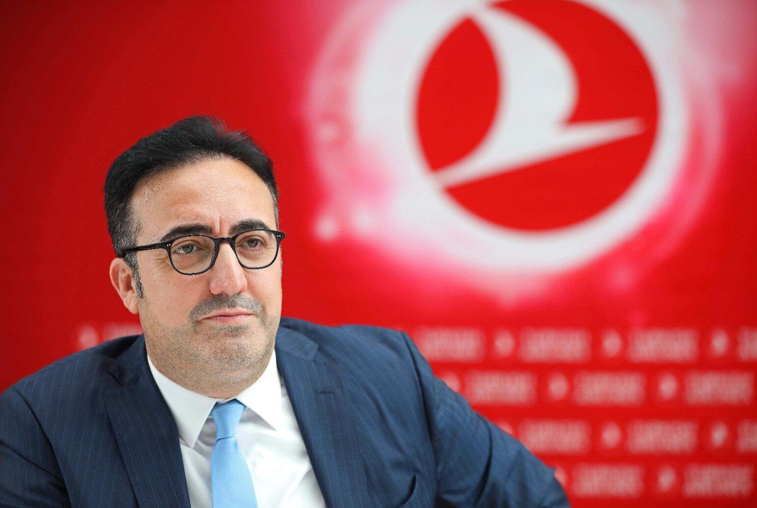 THY Yönetim Kurulu ve İcra Komitesi Başkanı İlker Aycı