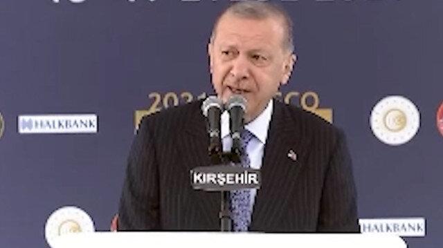 Cumhurbaşkanı Erdoğan: Etiketlerdeki fahiş fiyat artışlarının önüne geçeceğiz