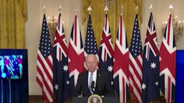 ABD Başkanı Joe Biden'dan yeni gaf: Avustralya Başbakanı'nın adını unuttu