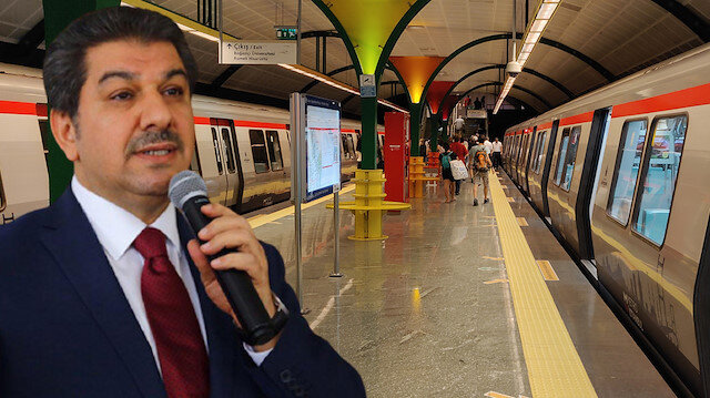 Tevfik Göksu spoke about the borrowing authority given to IMM for the metro: Anyone who says we are blocked is lying.