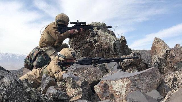 Pençe Kaplan bölgesinde 2 PKK'lı terörist daha etkisiz hale getirildi