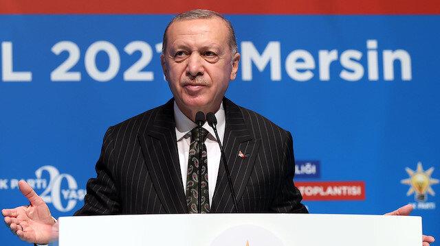Cumhurbaşkanı Erdoğan: Muhalefet belediyeleri bile yönetemiyor