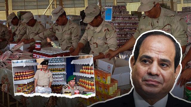 Mısır ordusu dev bir holding gibi çalışıyor