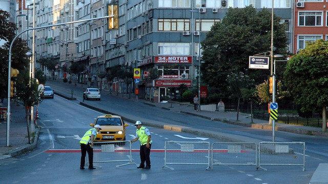İstanbul'da pazar günü bazı yollar kapatılacak
