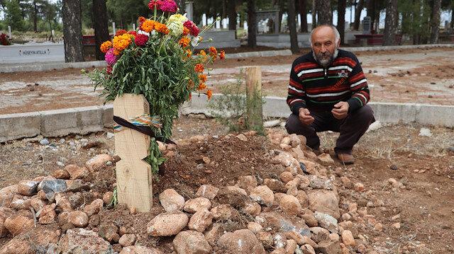 Sır perdesi yıllar sonra aralandı:18 yıl sonra kemikleri bulundu, katilinin sesini kaydetmiş