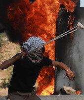 İşgalci İsrail beş Filistinliyi yaraladı