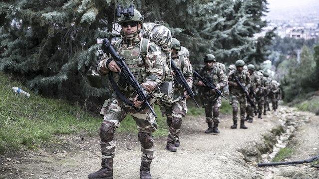40 bin Türk askeri Yunanistan'ı korkuttu