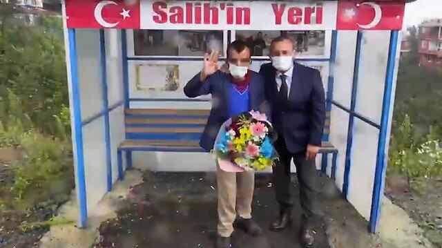 Ordu Valisi Tuncay Sonel'den Salih'in Yeri'ne sürpriz ziyaret